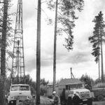 Работники ОАО «Слуцкпромбурвод» на объекте